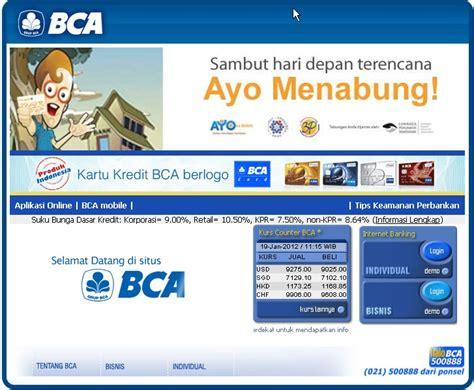 klikbca individual klik bisnis bca related keywords keywordfree