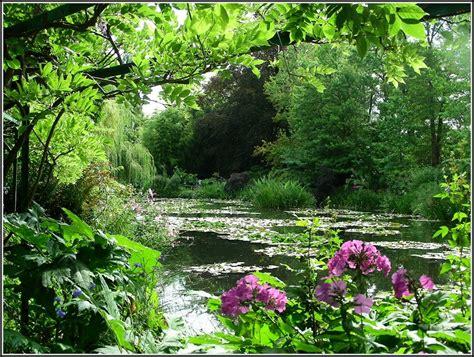 Der Garten Claude Monet In Giverny by Garten Claude Monet Giverny Garten House Und Dekor