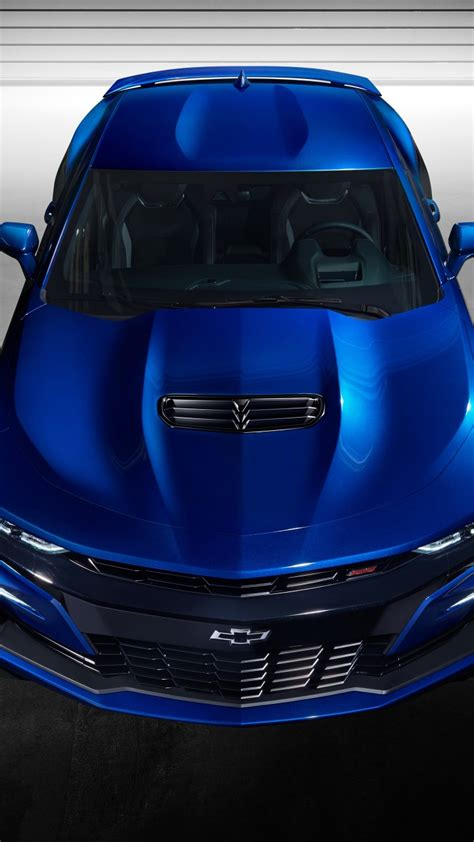 720 X 1280 Car Wallpaper by 2019 Chevrolet Camaro Ss 4k Car Wallpaper 720x1280 Hd