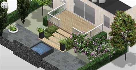 3d ontwerpen de boer hoveniers 3d tuinontwerp