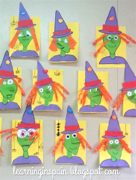 witch craft projects learning in spain