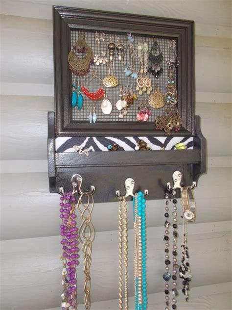 le porte bijoux mural une d 233 co pratique et