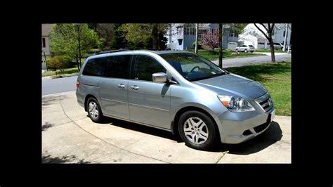 2005 Honda Odyssey Ex L by Standard Features 2005 Honda Odyssey Ex L