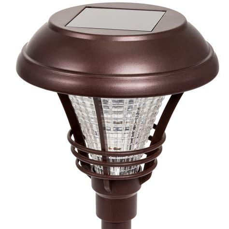 landscape lighting lumens westinghouse new kenbury solar garden 10 lumens led stake path lights 6 pack ebay