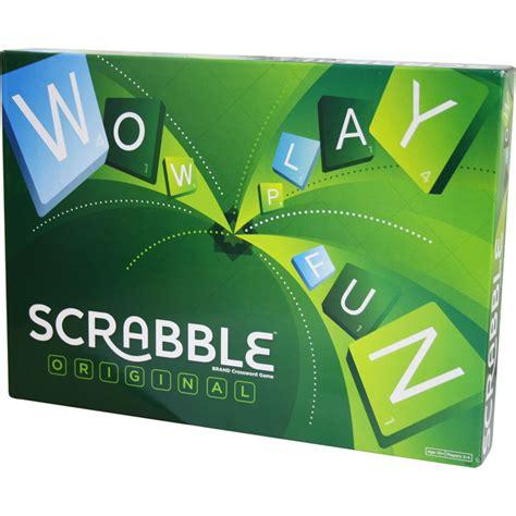 original scrabble scrabble original board