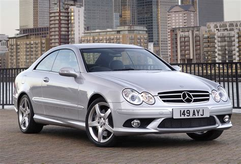 Mercedes Of by Mercedes Clk Coup 233 Review 2002 2009 Parkers