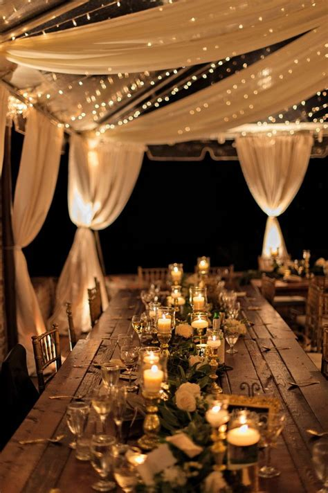 light decorating 30 creative ways to light your wedding day tulle