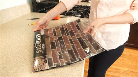 stick on kitchen backsplash what can i use to stick pictures on my wall euffslemani