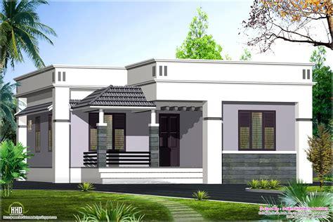 simple floor single floor house designs simple house designs