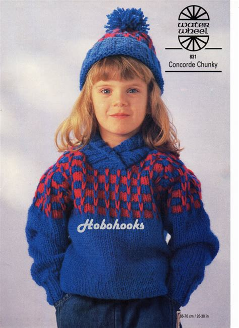 chunky knit childrens patterns free childrens knitting pattern childrens chunky sweater shawl