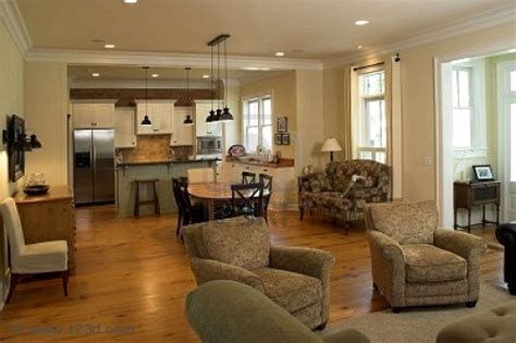 open kitchen living room design open kitchen floor plans for the new kitchen style home