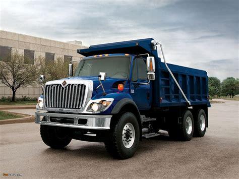 Car Wallpaper Dump by International Workstar 6x4 Dump Truck 2008 Photos 1280x960