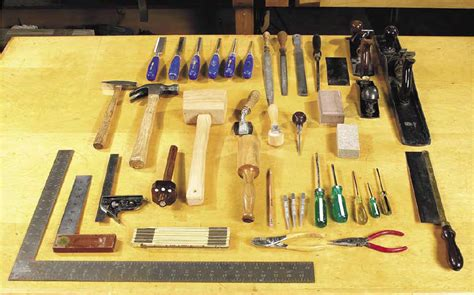 woodworking tool kits frank klausz s your toolkit popular woodworking