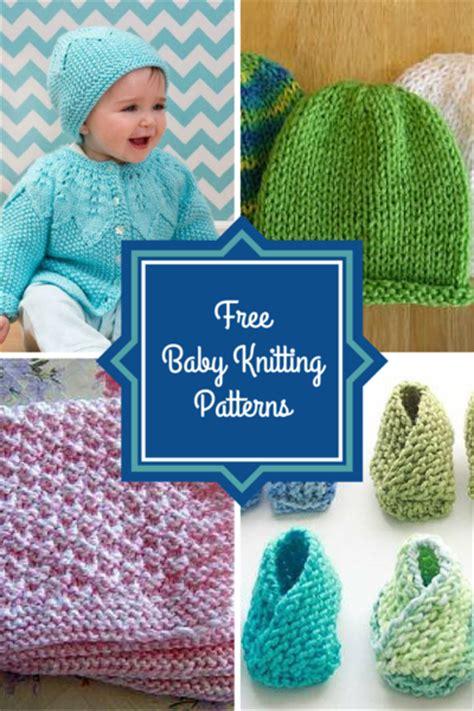 knitted for newborns 75 free baby knitting patterns allfreeknitting