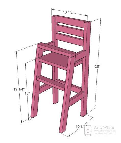 high chair woodworking plans high chair woodworking plans woodworking projects plans