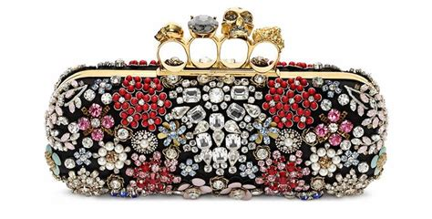 Design Your Own House Game alexander mcqueen knuckle box clutches for every season