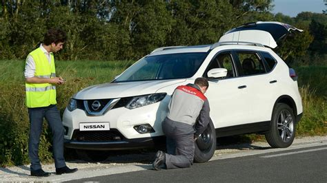 Bmw Road Assistance by Roadside Assistance Nissan Ownership Nissan