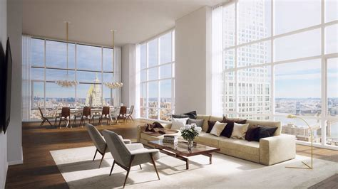 Studio Apartments Floor Plan luxury manhattan penthouse apartments for sale the