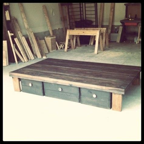 home made bed frame bed quot frame quot diys and upcycles