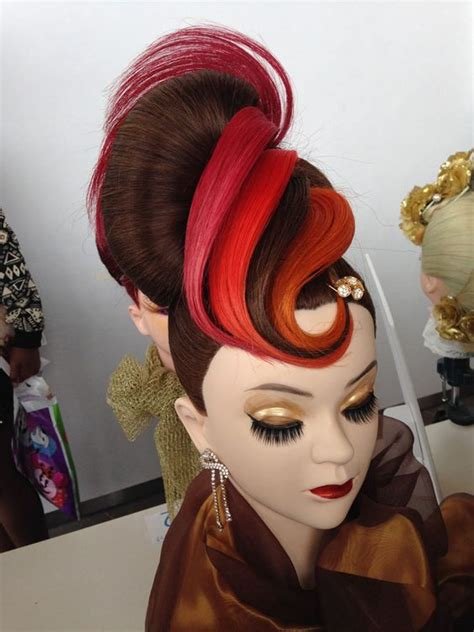 hairstyles to do on manikin tokyo take over cosmetology students go abroad career