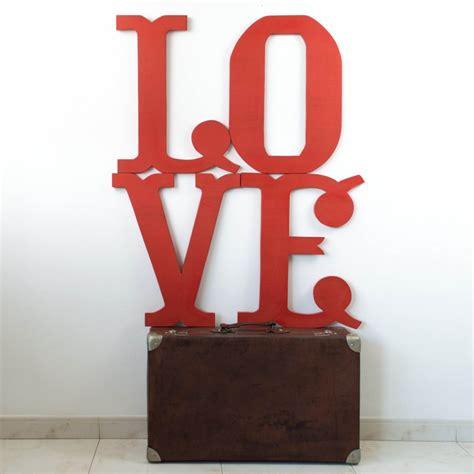 letras love decoracion letras de madera love otros objetos y decoraci 243 n