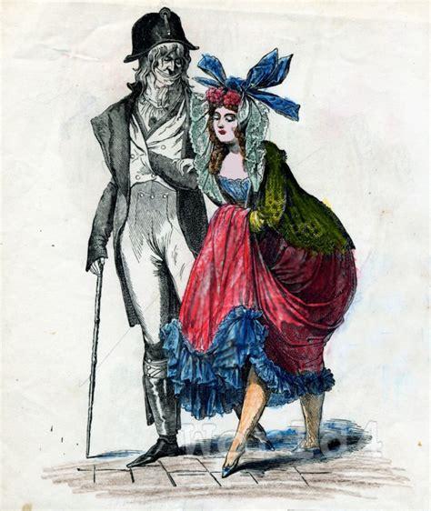incroyable and merveilleuse revolution dresses costume history