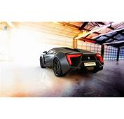 W Motors Lykan Garage 4K UHD Wallpaper – WallpaperEVO