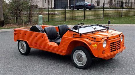 Citroen Mehari by Find Of The Week 1970 Citro 235 N M 233 Hari Autotrader Ca