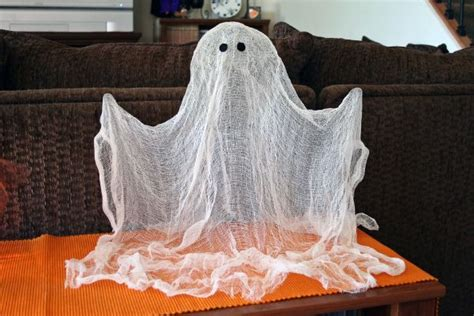 ghost craft for 5 ghost centered diy crafts
