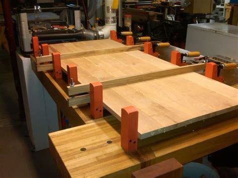 caul woodworking your table saw as a biscuit joiner jig by techredneck