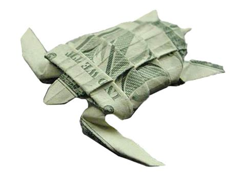 1 dollar origami seawayblog 10 origami of aquatic animals folded with 1
