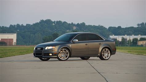 2007 Audi Rs4 by 2007 Audi Rs4 Supercharged Dzmedia