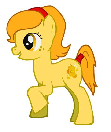 orange pony orange box my pony friendship is magic oc by tuuc