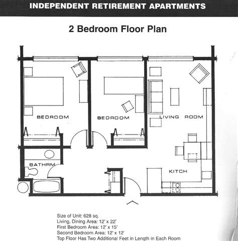 2 bedroom apartment layout design add stairs more storage plus patio and or garage house