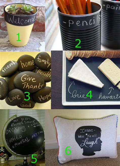 chalkboard diy projects 17 best images about diy chalkboard paint and projects on