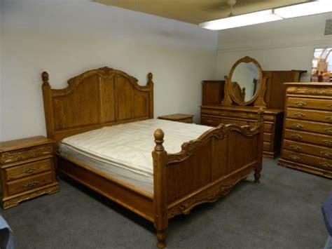 oakwood interiors bedroom furniture oakwood interiors bedroom set solid oak tulsa oklahoma