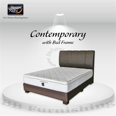 free bed frame with mattress contemporary mattress with free bedframe delivery promotion