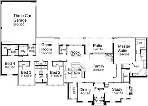 house plans with room s3298l house plans 700 proven home designs by korel home designs