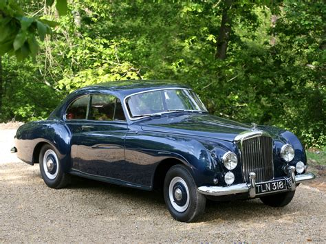 Bentley R Type Continental by Bentley R Type Continental Sports Saloon By Mulliner 1952