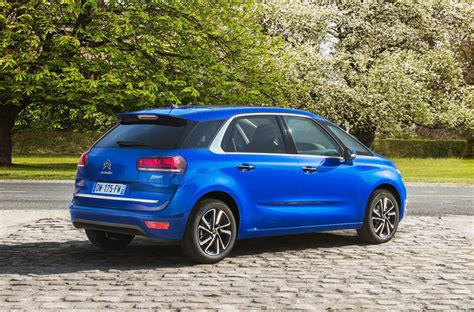 Citroen Picasso C4 by 2016 Citroen C4 Picasso And 2016 Citroen Grand C4 Picasso