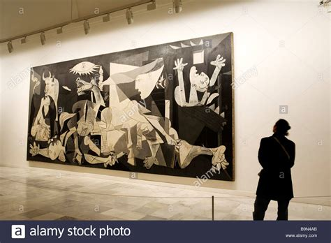 picasso paintings madrid museum spain madrid reina sofia museum guernica by pablo