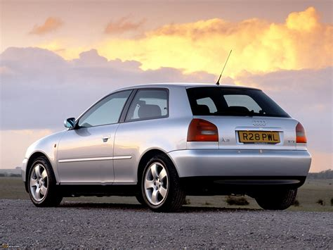 Audi A3 Tdi Mpg by Audi A3 8l 1 9 Tdi 130 Hp Technical Specifications And