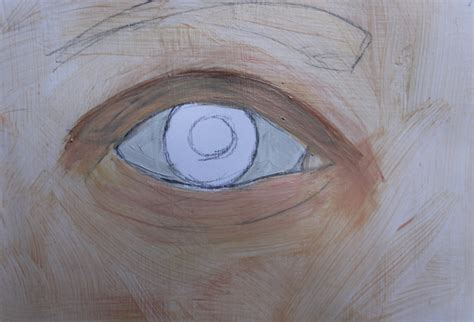 acrylic paint eye how to paint realistic looking using acrylic paint