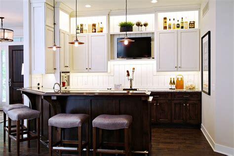 tv in kitchen ideas interior design ideas home bunch interior design ideas