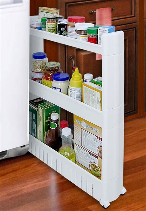 Modern Countertops 10 smart storage hacks for your small kitchen 171 food hacks