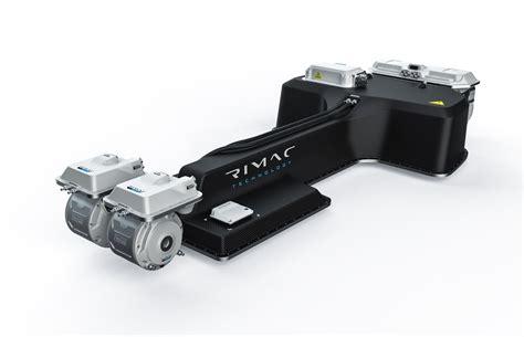 Electric Motor Battery by Rimac C Two Battery Electric Motors Teslarati
