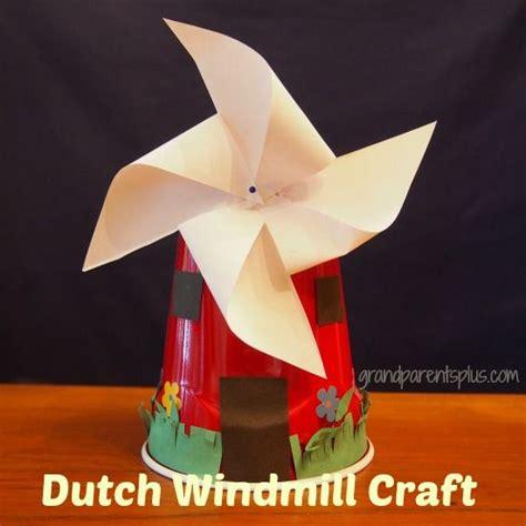 Windmill Craft Grandparentsplus
