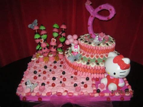 25 best images about gateau anniversaire on 2nd birthday cakes and cakes