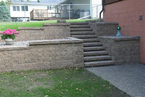 garden walls blocks retaining walls wall blocks retaining wall designs