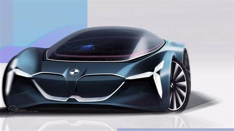 Bmw Future by Bmw Vision Grand Tourer Is The Future Of Bavarian Evs